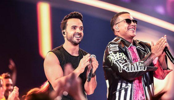 Luis Fonsi y Daddy Yankee cantarán en los Grammy Awards 2018