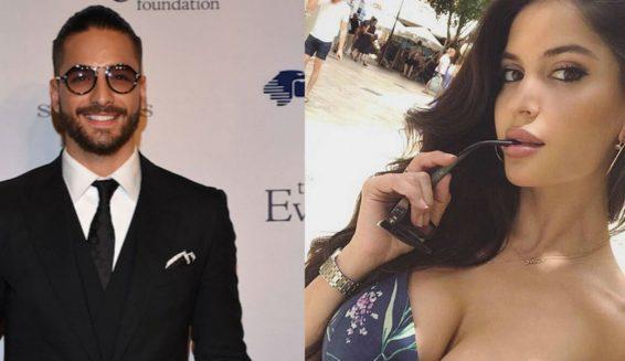 Confirmado: Maluma y Natalia Barulích tienen una relación