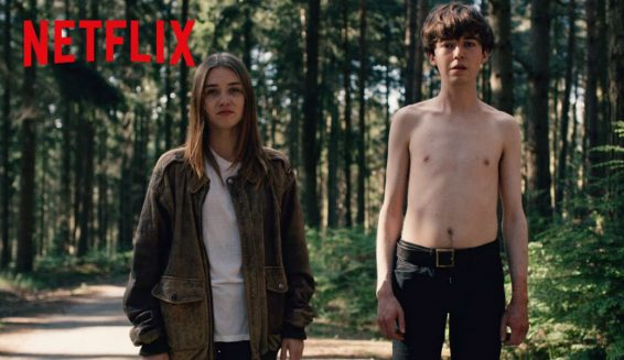 Netflix revela trailer de la serie 'The end of the fucking world'