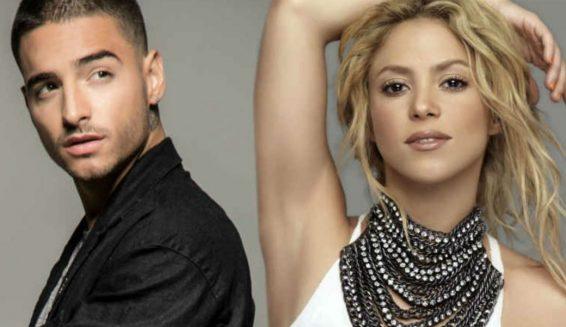 Shakira presenta avance de la canción 'Trap' con Maluma