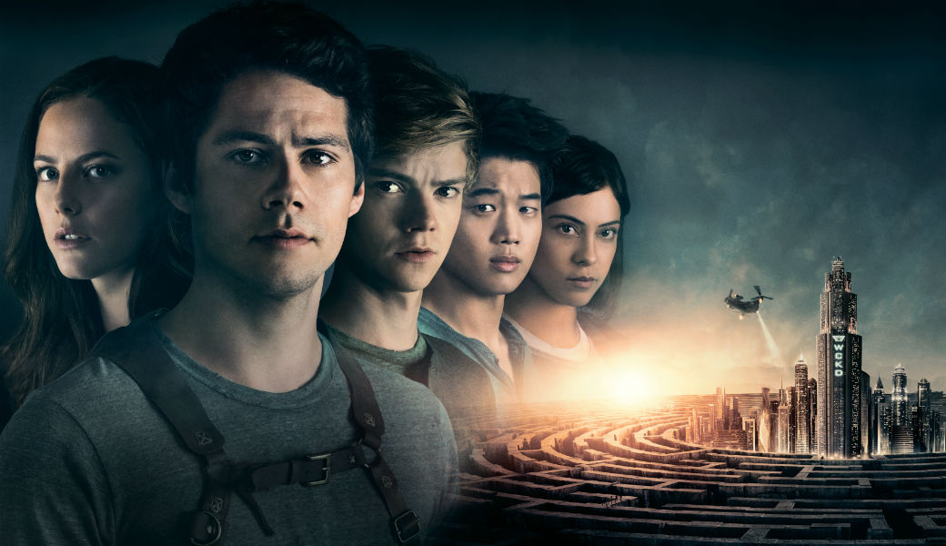 The Maze Runner conquista la taquilla colombiana
