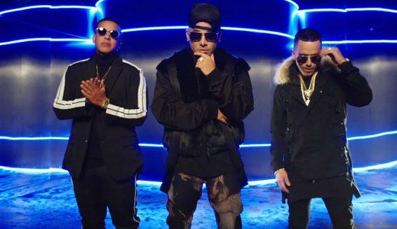 Wisin, Yandel y Daddy Yankee lanza video de 'Todo comienza en la disco'