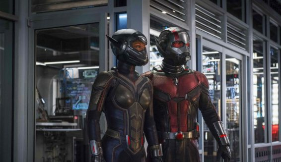 Marvel revela nuevo trailer de 'Ant-man and the wasp'