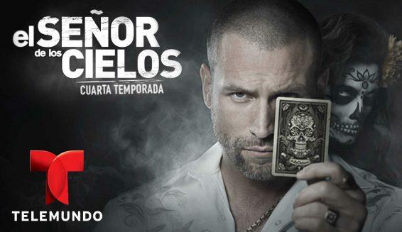 Cuarta temporada de 'El señor de los cielos' es la más exitosa en Colombia