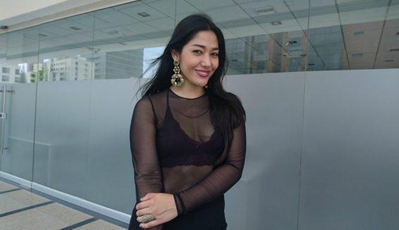 Farina estremece la redes sociales con sensual foto