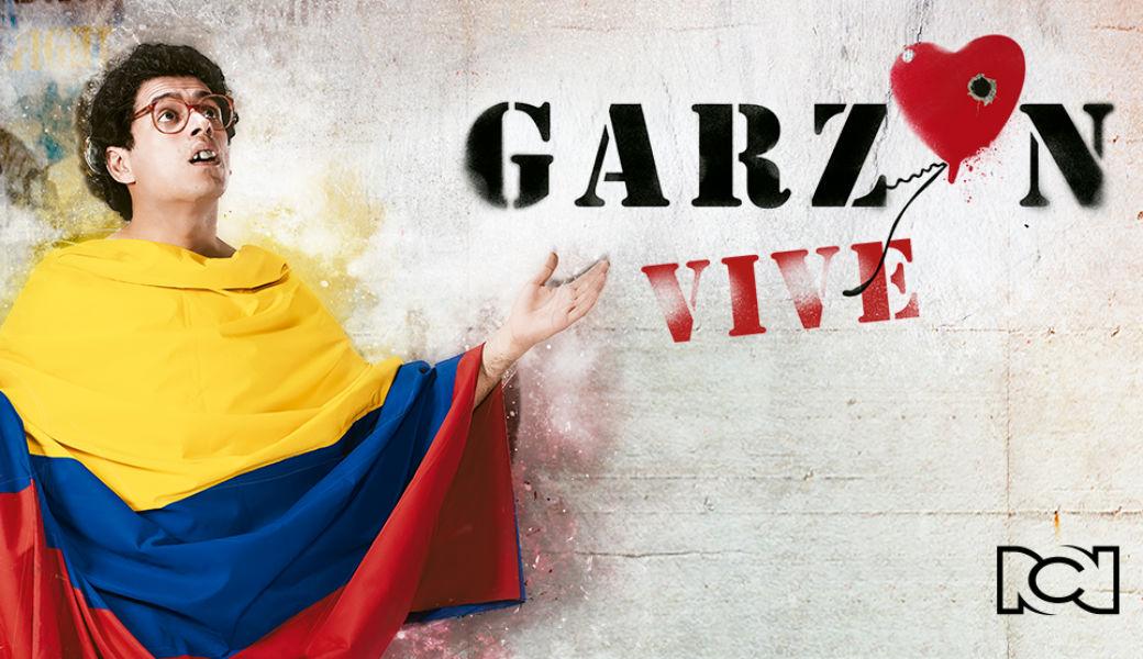 'Garzón vive' es el programa más comentado en redes sociales