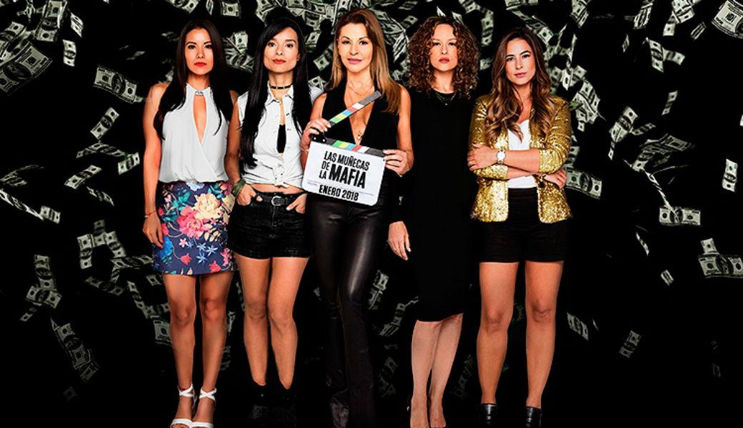 Canal Caracol inició rodaje de 'Las muñecas de la mafia 2'