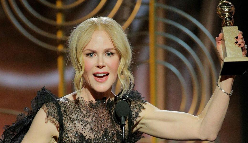 Lista completa de ganadores de los Golden Globes Awards 2018