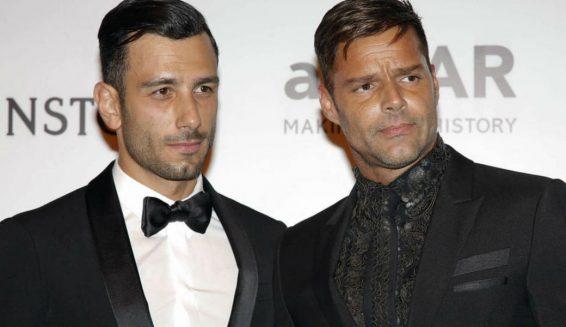 Ricky Martin se casó con su pareja Jwan Yosef