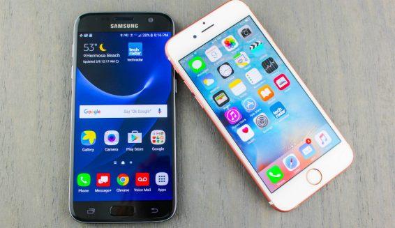 Apple fue la empresa que más vendió Smartphones en el 2017