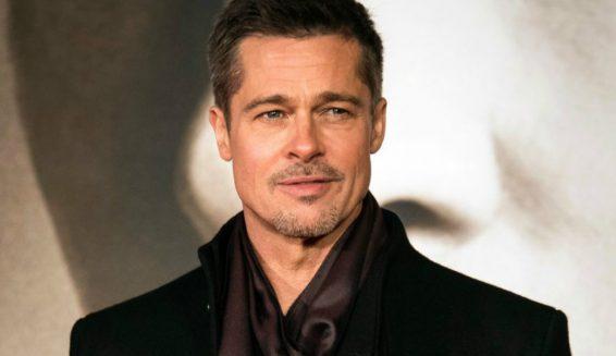 Brad Pitt sufre un accidente de tráfico en la ciudad de Los Angeles