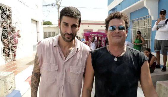 Melendi estrena 'El arrepentido' junto a Carlos Vives