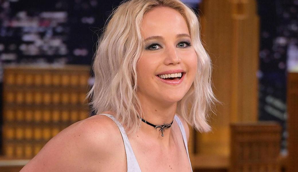 Jennifer Lawrence anunció que se retira del cine