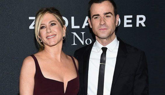 Jennifer Aniston se separó de su esposo Justin Theroux