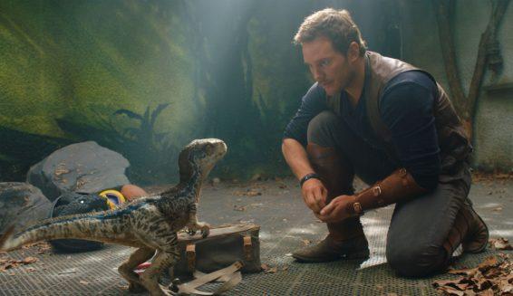 Universal Pictures revela nuevo trailer de 'Jurassic World 2'