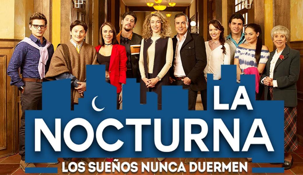 Telenovela 'La Nocturna' tendrá segunda temporada