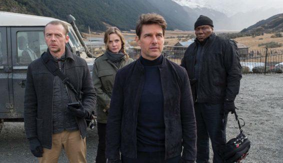 Paramount Pictures revela  trailer de 'Misión Imposible 6'
