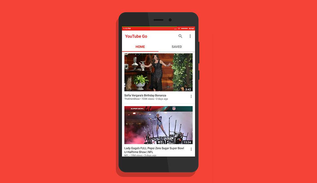 Google anuncia aplicación para ahorrar datos mientras usas YouTube