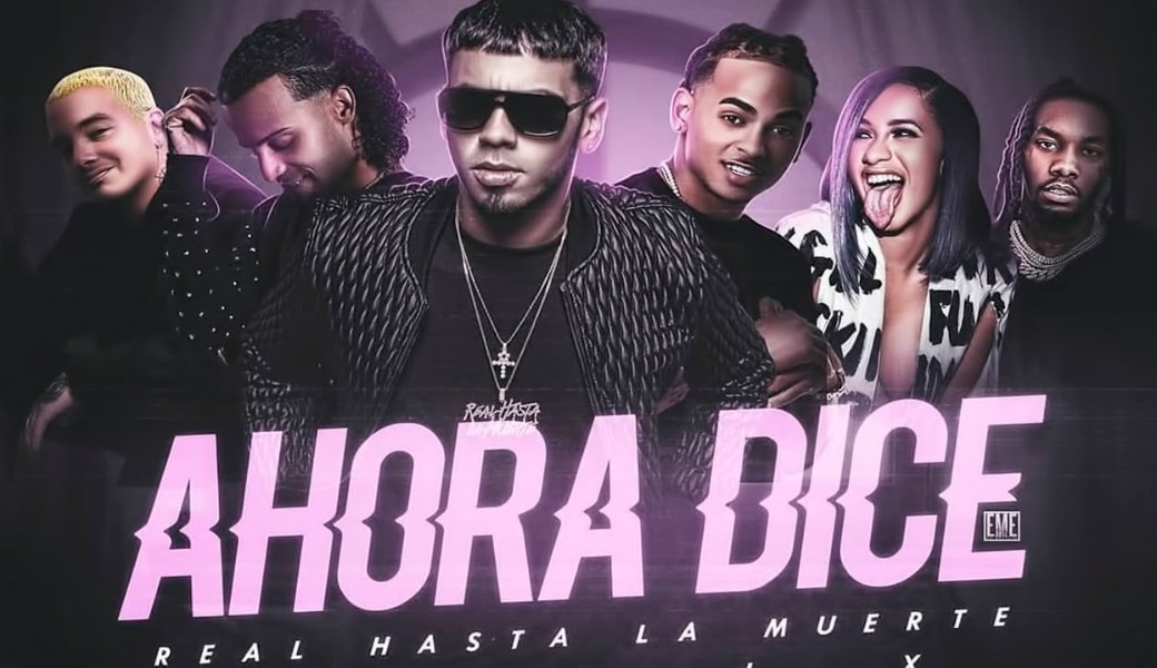 Chris Jeday lanza remix de 'Ahora Dice' con J Balvin y Cardi B