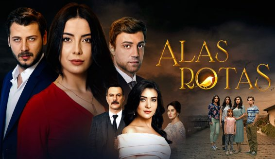 Nuevo Canal 1 se la juega con series turcas y estrena 'Alas Rotas'