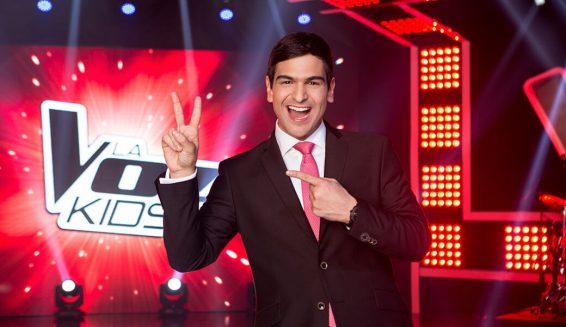 Alejandro Palacio será el presentador de La Voz Kids 2018