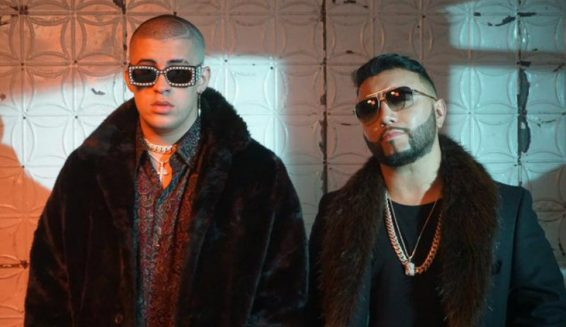 Alex Sensation y Bad Bunny estrenan el video de 'Fantasía'