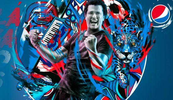 Carlos Vives es la imagen de campaña publicitaria de Pepsi