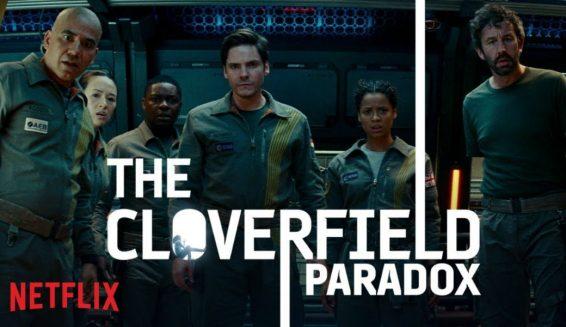Netflix estrena su nueva película The Cloverfield Paradox