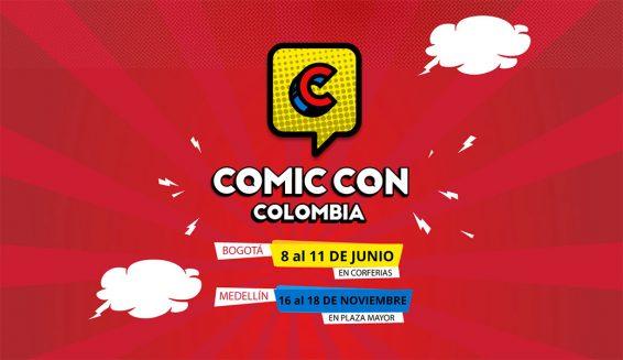 Comic Con Colombia 2018 llega por primera vez a Bogotá