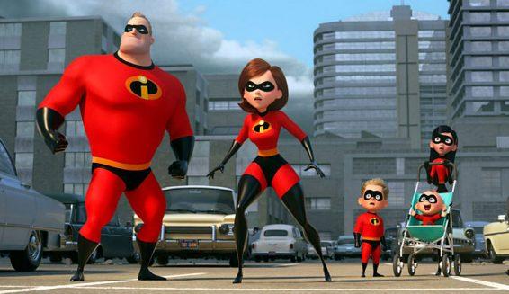 Disney y Pixar presentan espectacular trailer de 'Los Increíbles 2'