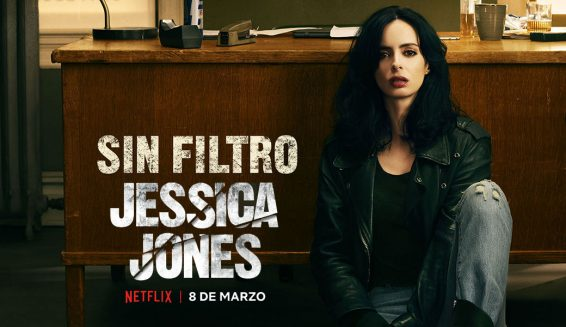 Netflix presenta trailer de segunda temporada de la serie Jessica Jones