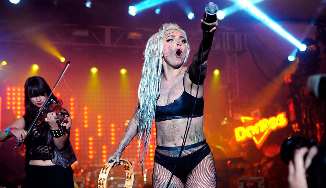 Lady Gaga cancela su gira de conciertos en Europa por fuertes dolores