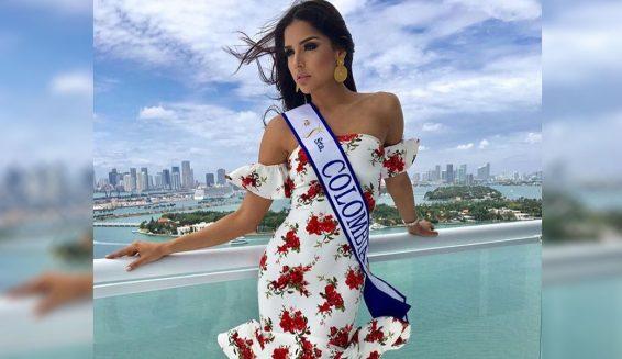 Señorita Colombia desmiente rumores sobre su sexualidad