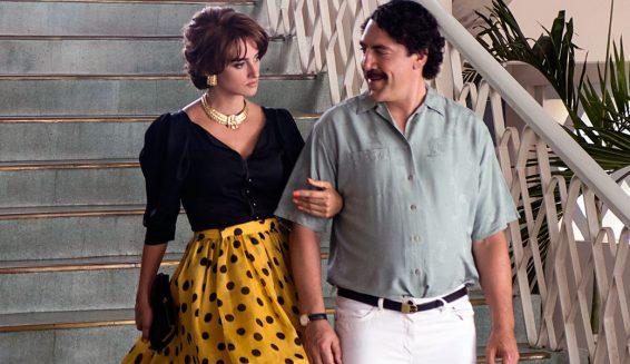 Primer trailer de la película Loving Pablo con Penélope Cruz