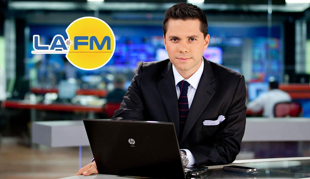 Confirmado: Luis Carlos Vélez es el nuevo director de LA FM