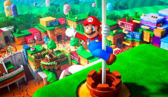 Confirmado, Mario Bros llegará al cine como película animada