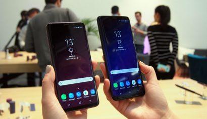 Samsung presentó oficialmente el Samsung Galaxy S9 y S9+
