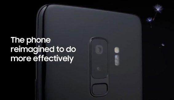 A horas de su presentación, se filtra video del nuevo Samsung Galaxy S9