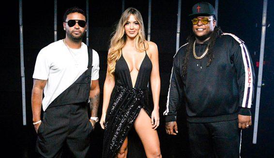 Zion & Lennox presentan el video de su canción La Player (Bandolera)