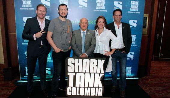Canal Sony anuncia al estreno de Shark Tank Colombia