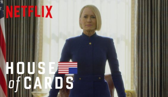 Netflix revela trailer de la sexta y última temporada de House of Cards