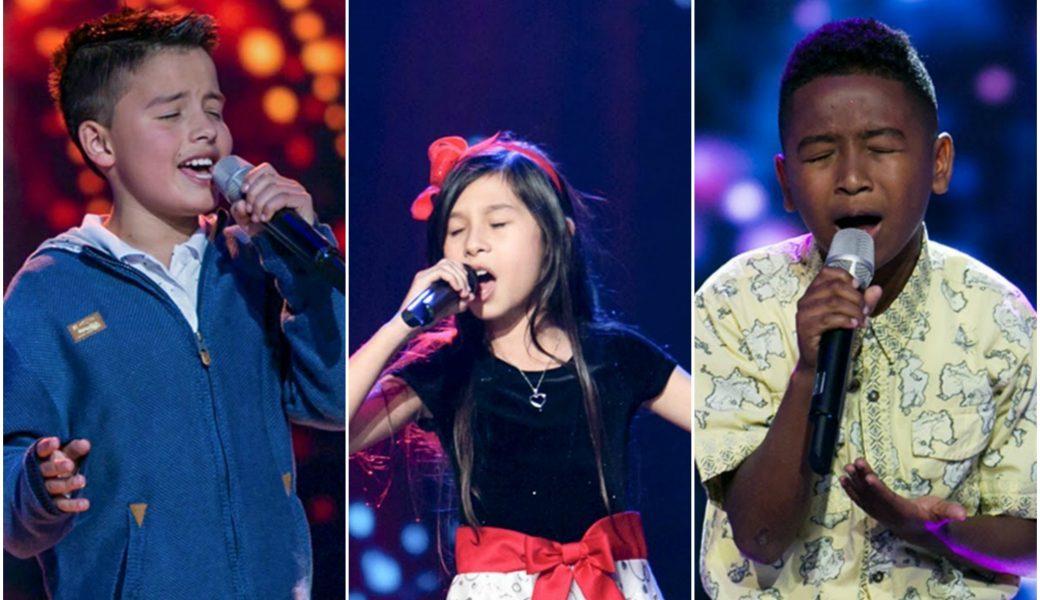 Top 10 de las mejores audiciones a ciegas de La Voz Kids 2018