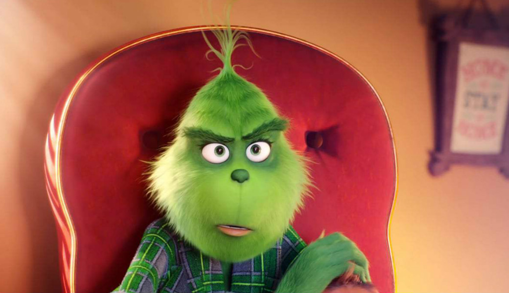 Illumination Entertainment revela nuevo trailer de 'El Grinch'