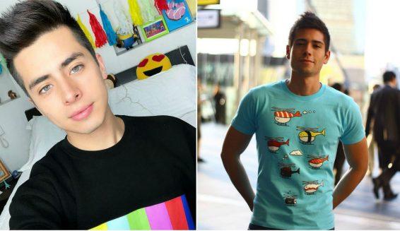 Confirmado: Javier Ramírez tiene una relación con Oscar Cortéz