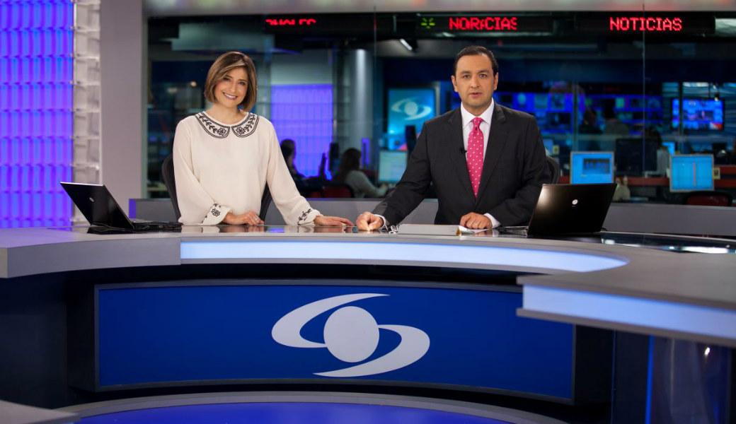 Noticias Caracol es el programa más comentados en redes ...