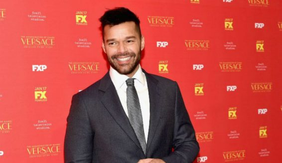 Ricky Martin confesó que su exnovia sabía de su homosexualidad