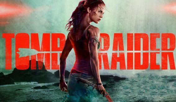 Tomb Raider lidera la taquilla colombiana este fin de semana