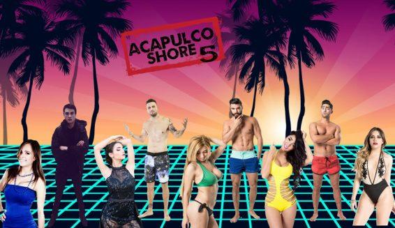MTV anuncia fecha de estreno de 5ª temporada de Acapulco Shore