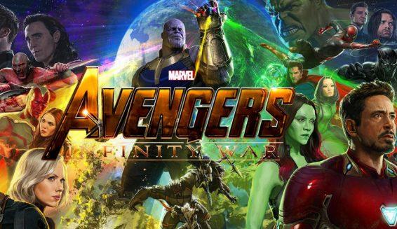 Marvel revela nuevo trailer de 'Avengers Infinity War'