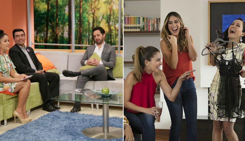 Canal 1 critíca a CaracolTV por cuenta de los cambios en Día a Día